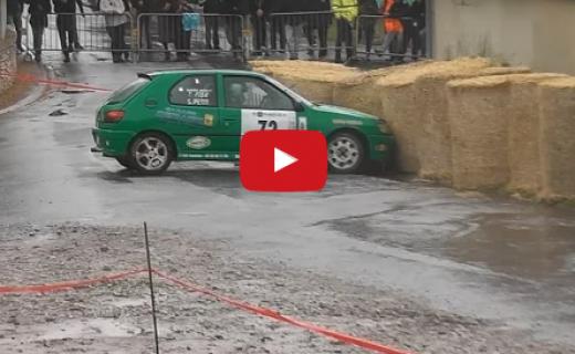 Videos Rallye Mezidon 2016