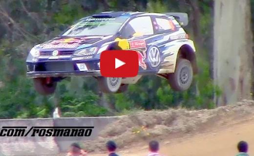Videos Rallye Portugal 2016