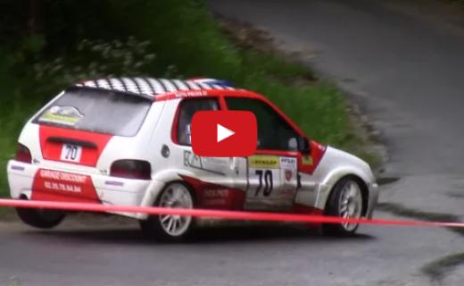Videos Rallye de Picardie 2016