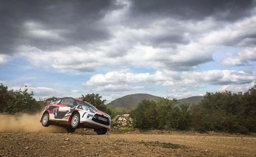 Vincent Dubert Test Rallye du Portugal--18