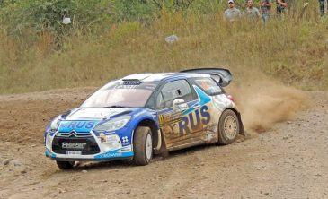 Citroen DS3-WRC Alberto Nicolas