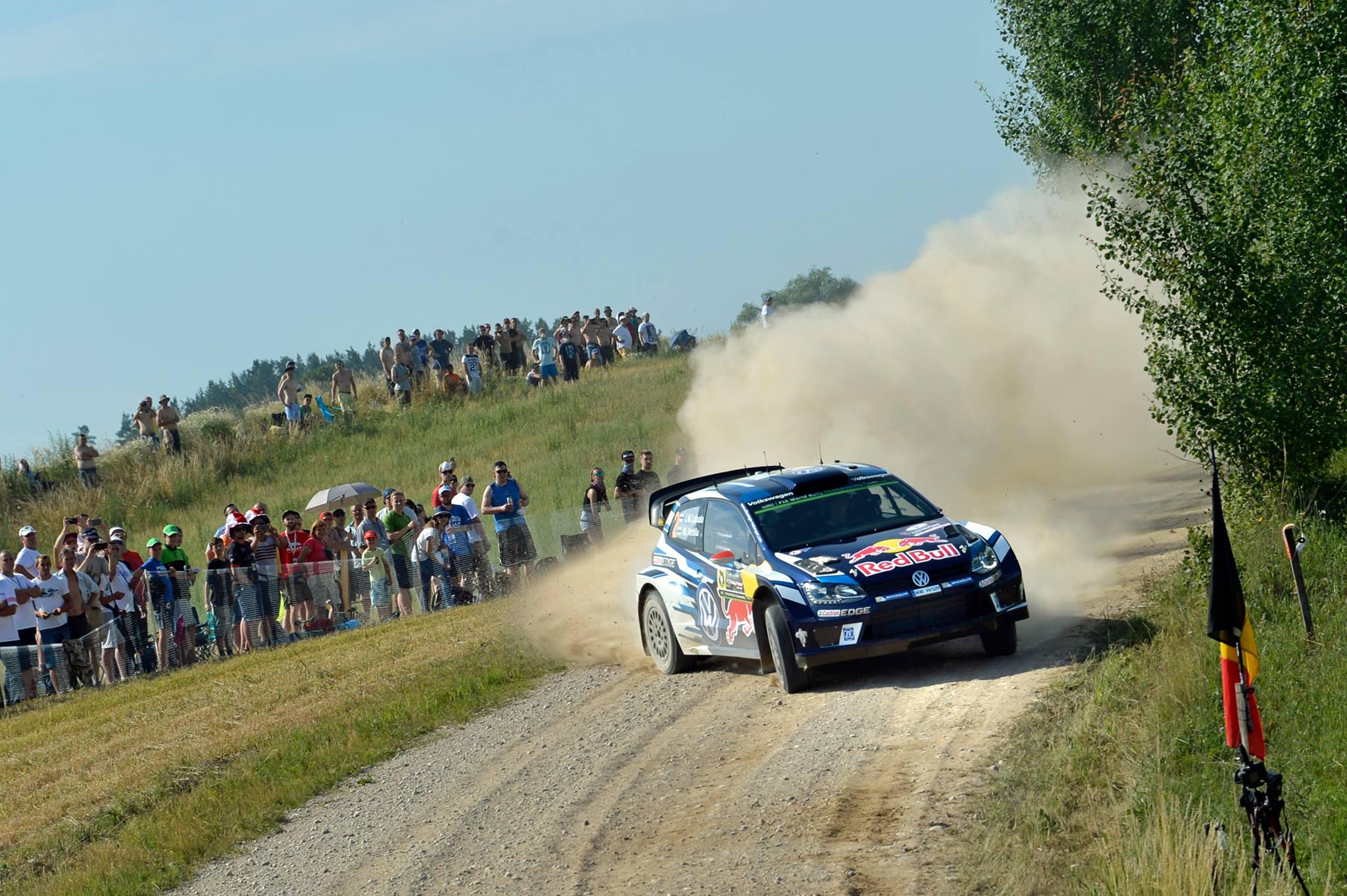 Rallye a venir