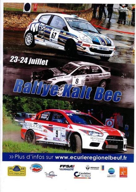 Rallye Kalt Bec 2016