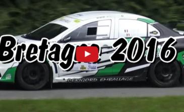 Videos Rallye Bretagne 2016