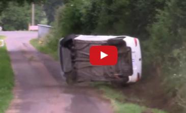 Videos Rallye Brionnais 2016