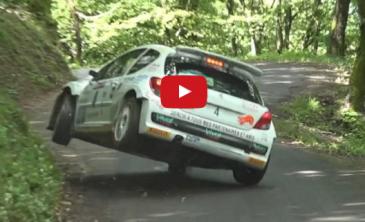 Videos Rallye Savoie 2016