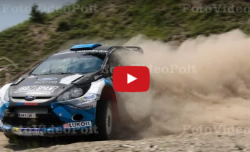 Videos Schneerbergland Rally 2016