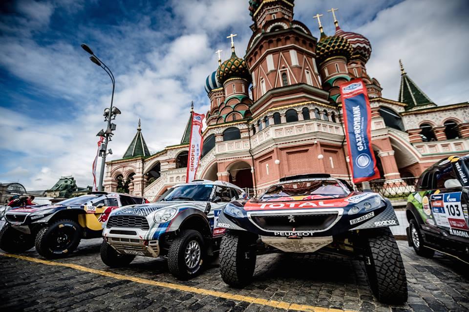 Class Silk Way Rally 2016
