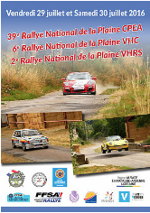 Direct Rallye Plaine 2016