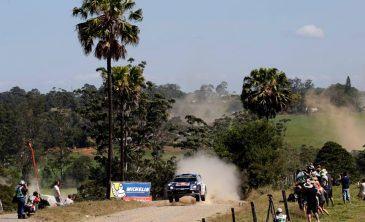 Rallye Australie 2016