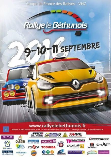 Rallye Bethunois 0216