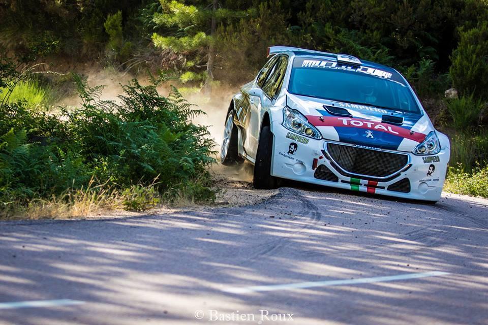 Rallye Prunelli Santoni 2016