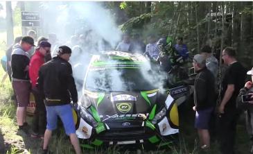 Video shakedown Finlande 2016