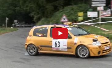 Videos Rallye Montagne Noire 2016