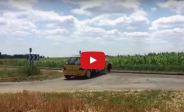 Videos Rallye Vins de Vouvray 2016