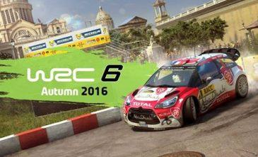 WRC6 Trailer sortie en otcobtre