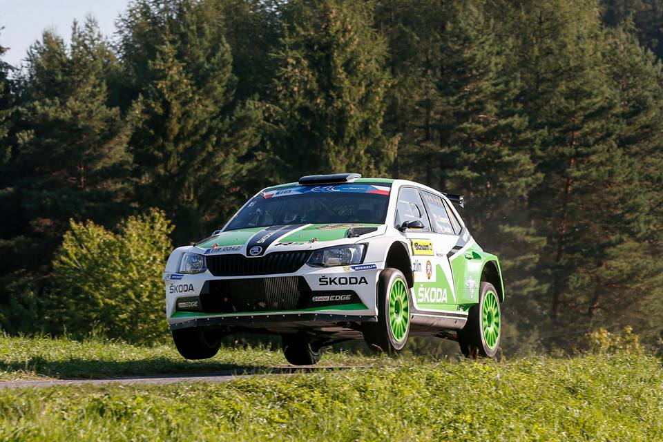 Liste des engages Barum Rally 2016
