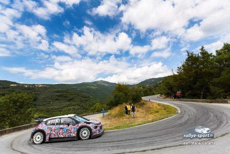 Photos C3 WRC