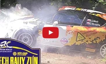Video Essais Barum Rally 2016