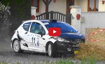 Videos Rallye Boulonnais 2016