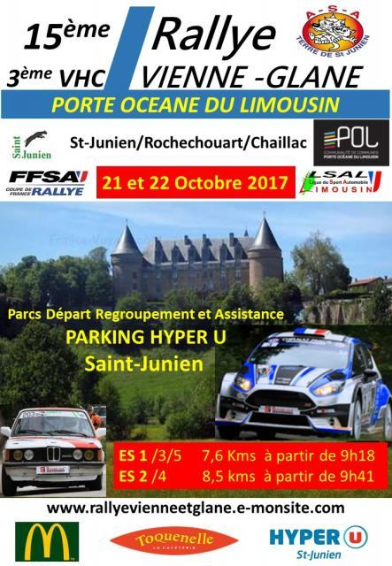 Rallye Vienne Et Glane 2017 : rallye de vienne et glane 2017 ~ Medecine-chirurgie-esthetiques.com Avis de Voitures