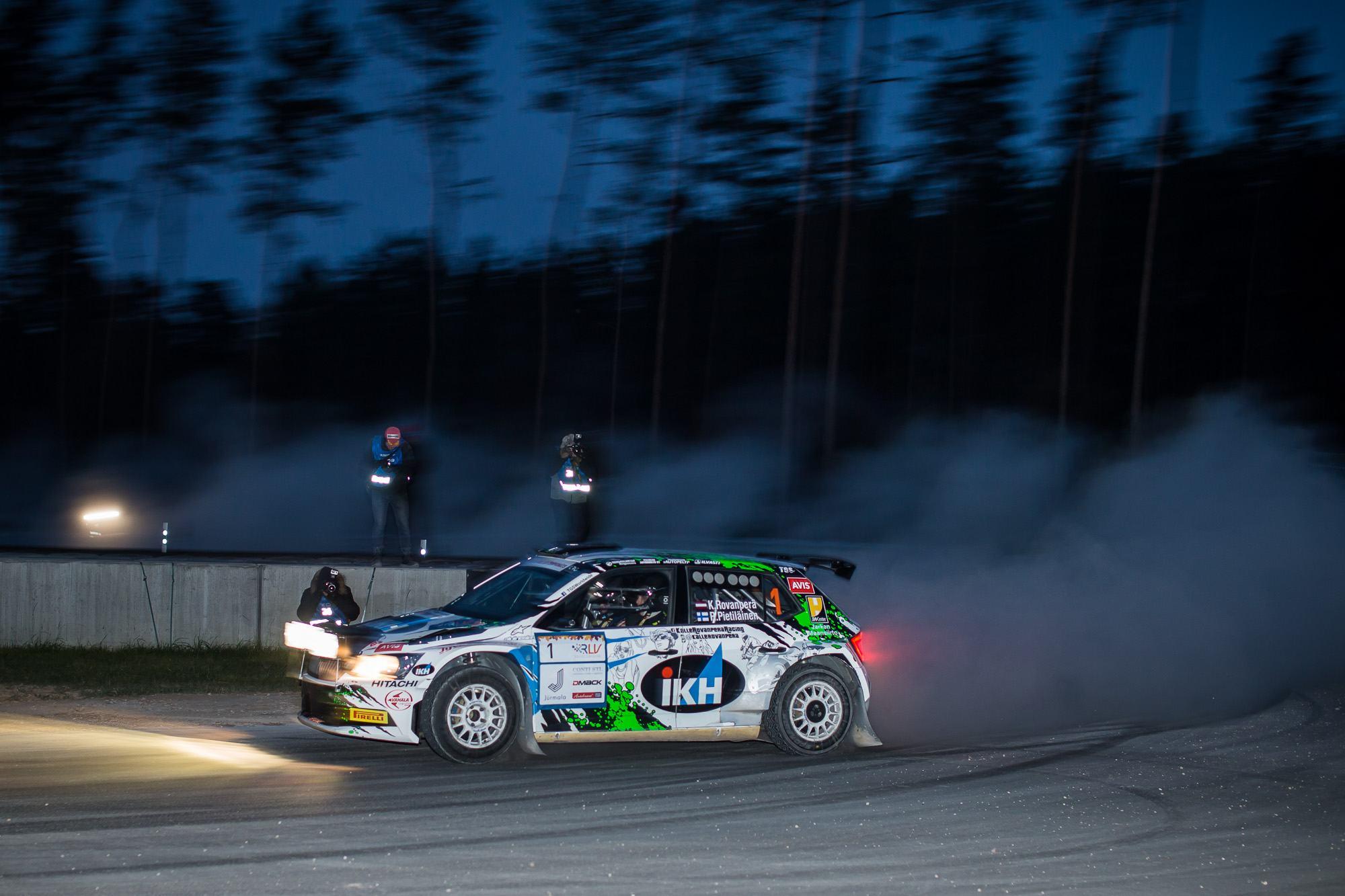 Kalle-Rovanpera-champion-Lettonie