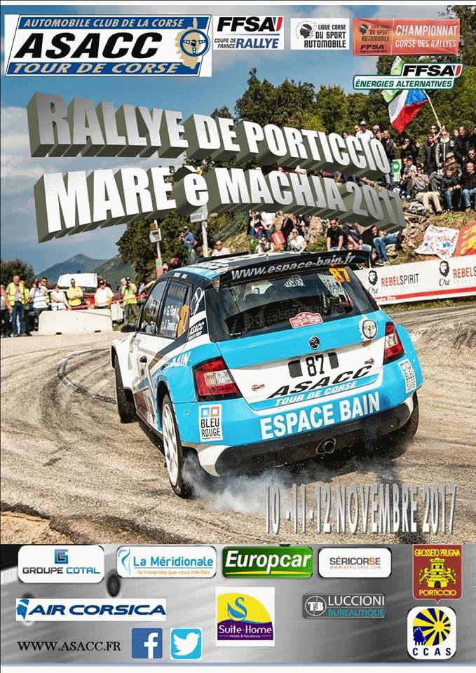 Rallye mare è machja 2017
