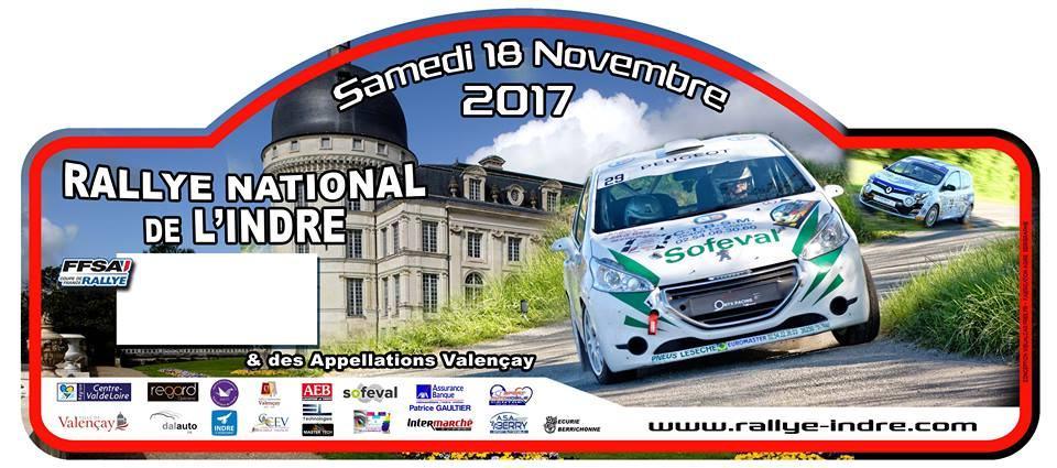 Rallye indre et loire 2018