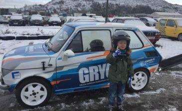 2e essai de Gryc avec la Fiat