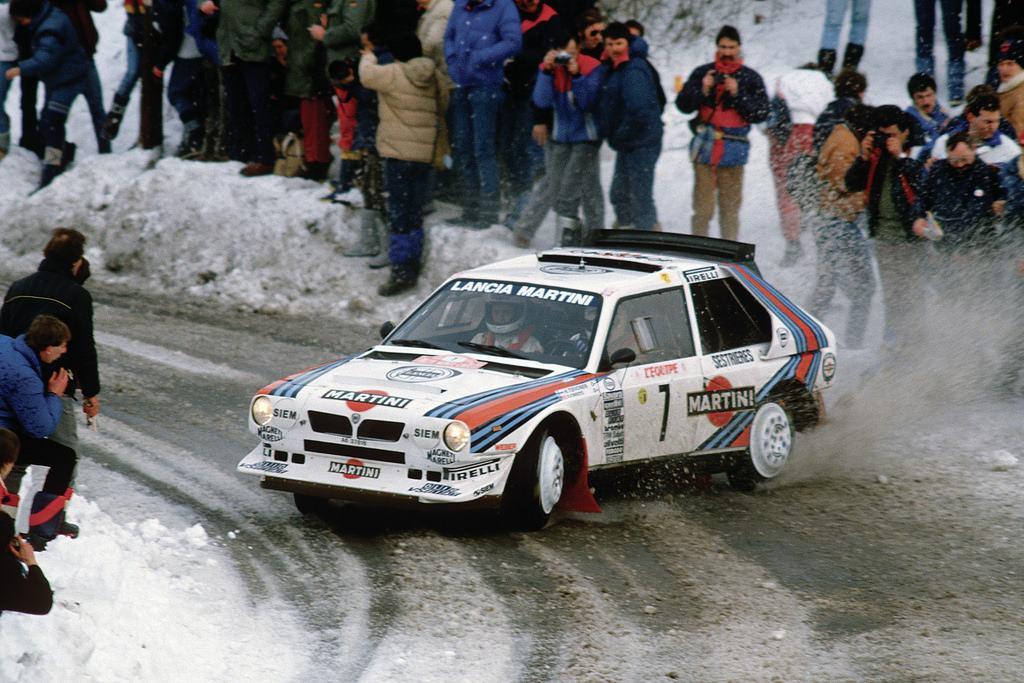 [Aoshima Beemax ] 1/24 Lancia Delta S4 Rallye de Monte Carlo 1986 Monte-Carlo-1986-age-dor-du-rallye