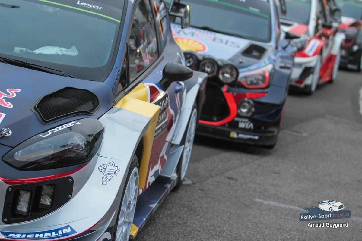 Rallye wrc 2018 calendrier