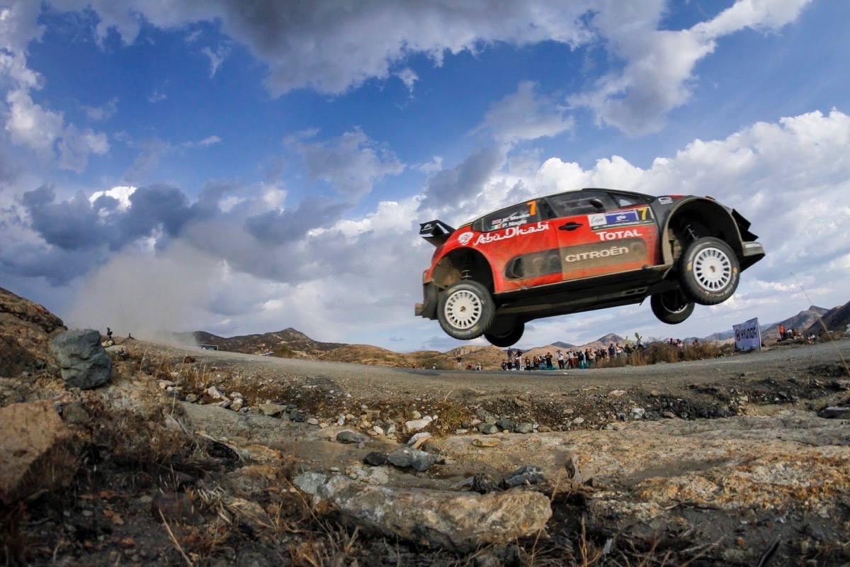 Pronostics WRC & WRC-2 2018 Meeke-Mexique-2017-3