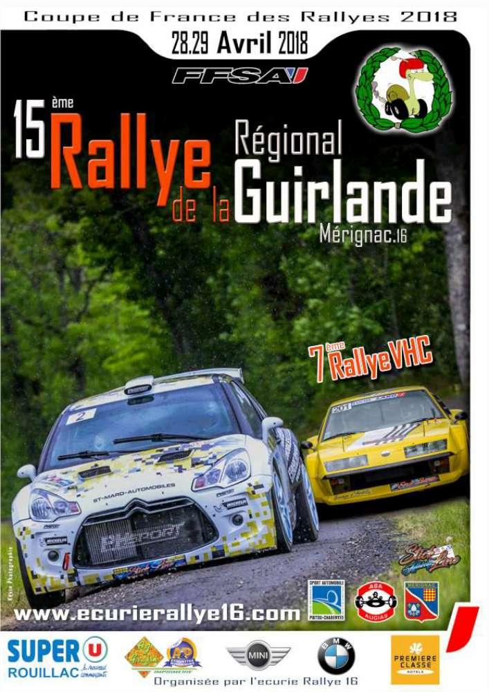 forum rallye guirlande 2015
