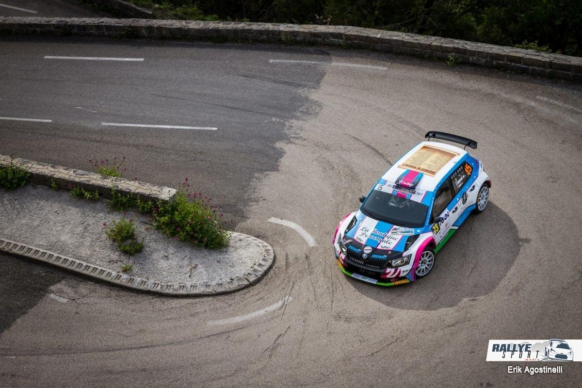 Grande premi re pour puppo antibes - Rallye d antibes 2017 ...