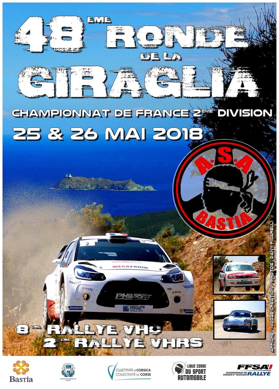 Rallye de la Giraglia 2018