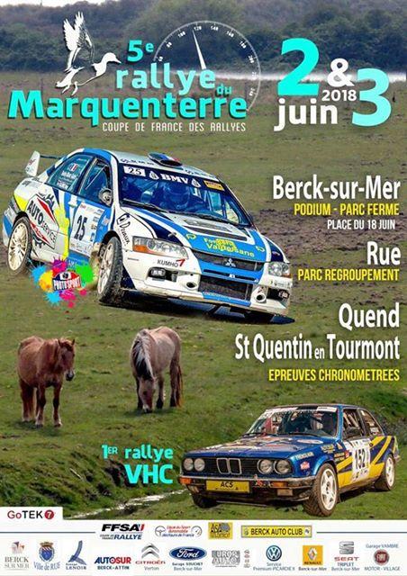 Rallye du Marquenterre 2018