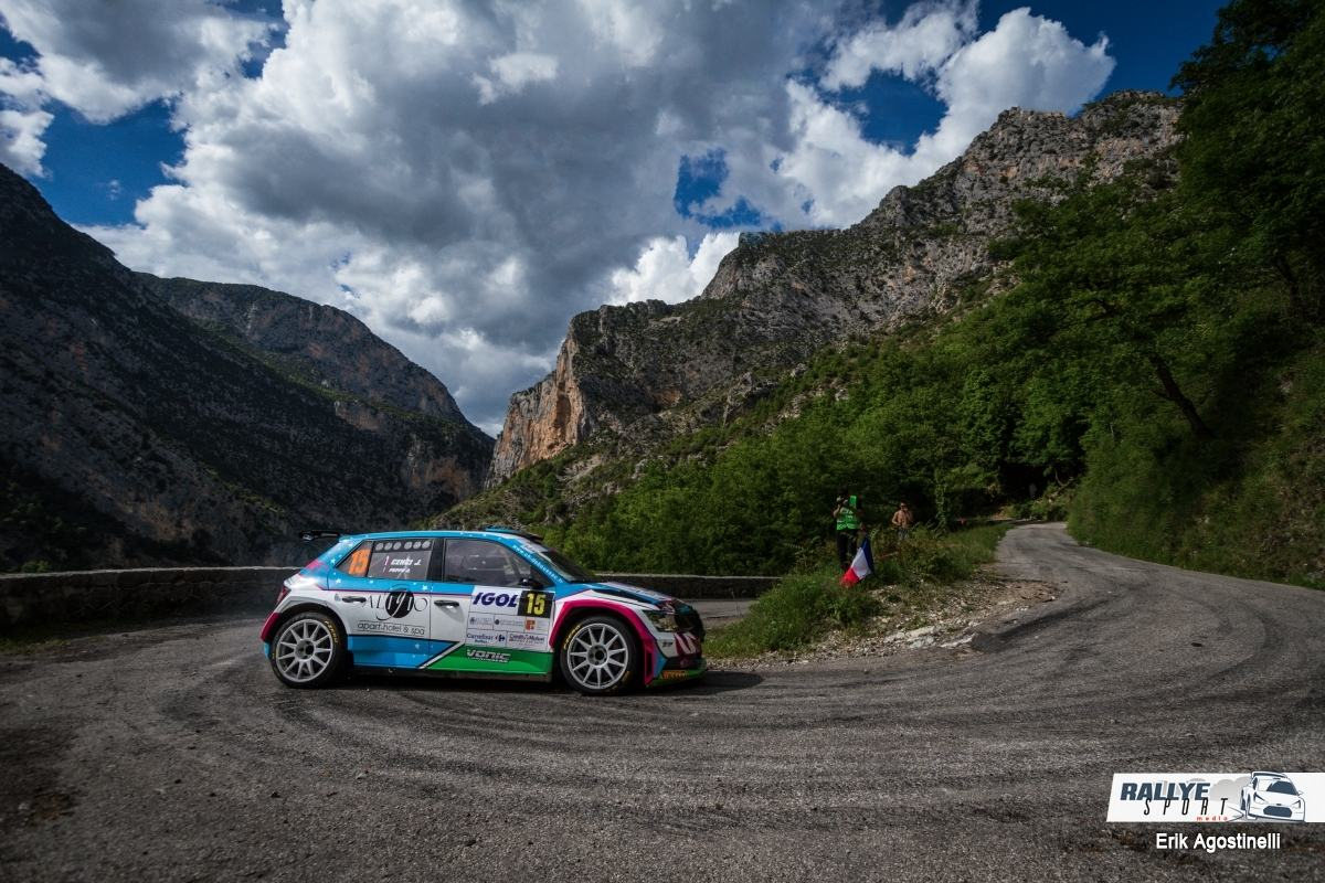 Es9 puppo garde la main antibes - Rallye d antibes 2017 ...