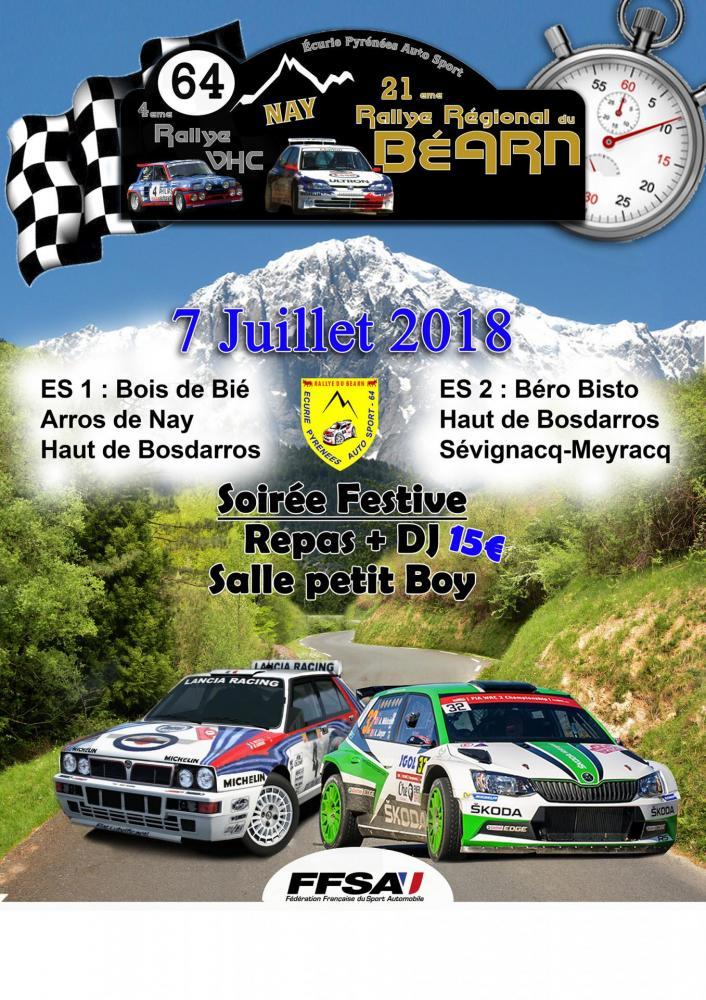 Rallye 7 juillet 2018