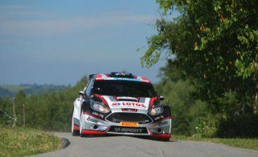 Liste des engagés du Rallye de Pologne ERC
