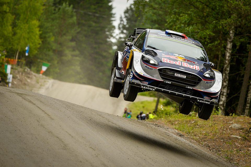 rallye de finlande es3 alerte pour s bastien ogier. Black Bedroom Furniture Sets. Home Design Ideas