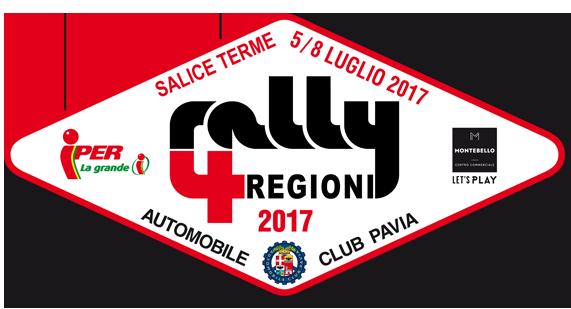 Rallye 4 regioni 2017