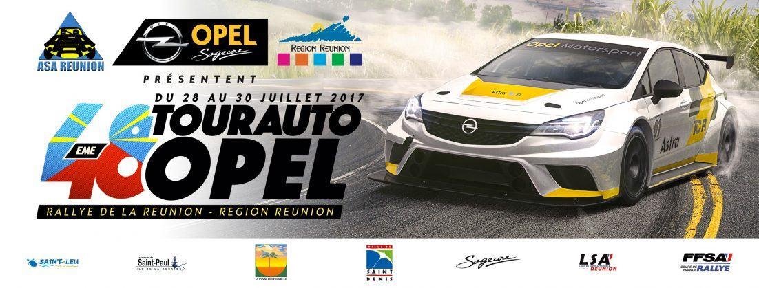Rallye 974 tour auto 2017