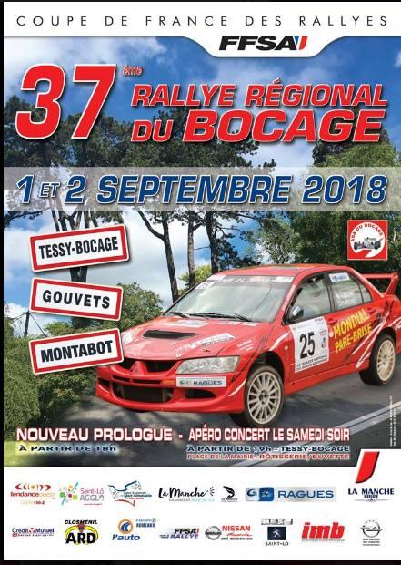 Rallye 1 septembre 2018
