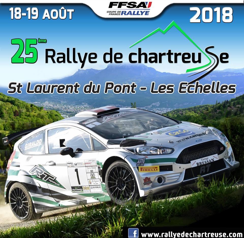 E rallye 2018