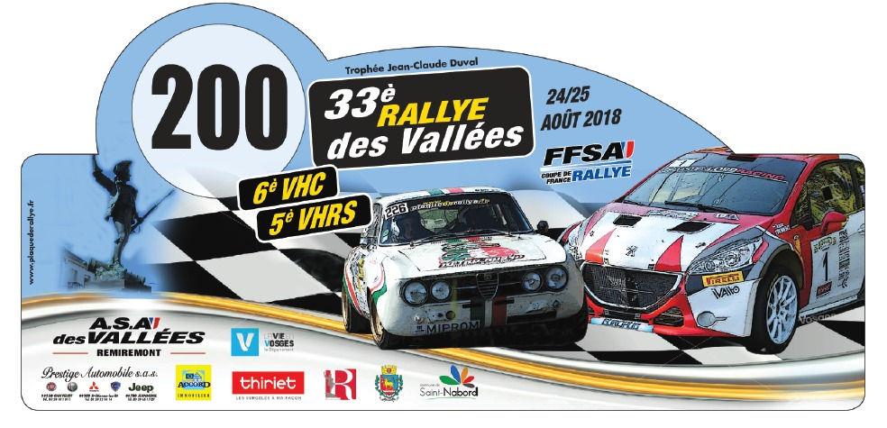 Rallye 11 aout 2018