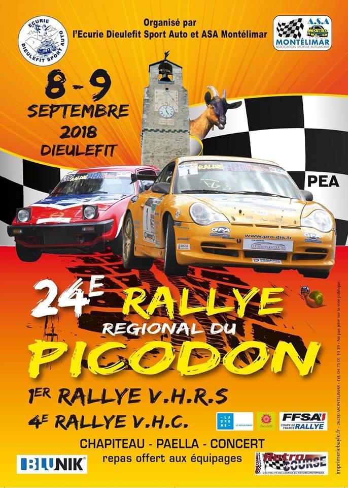 Rallye picodon