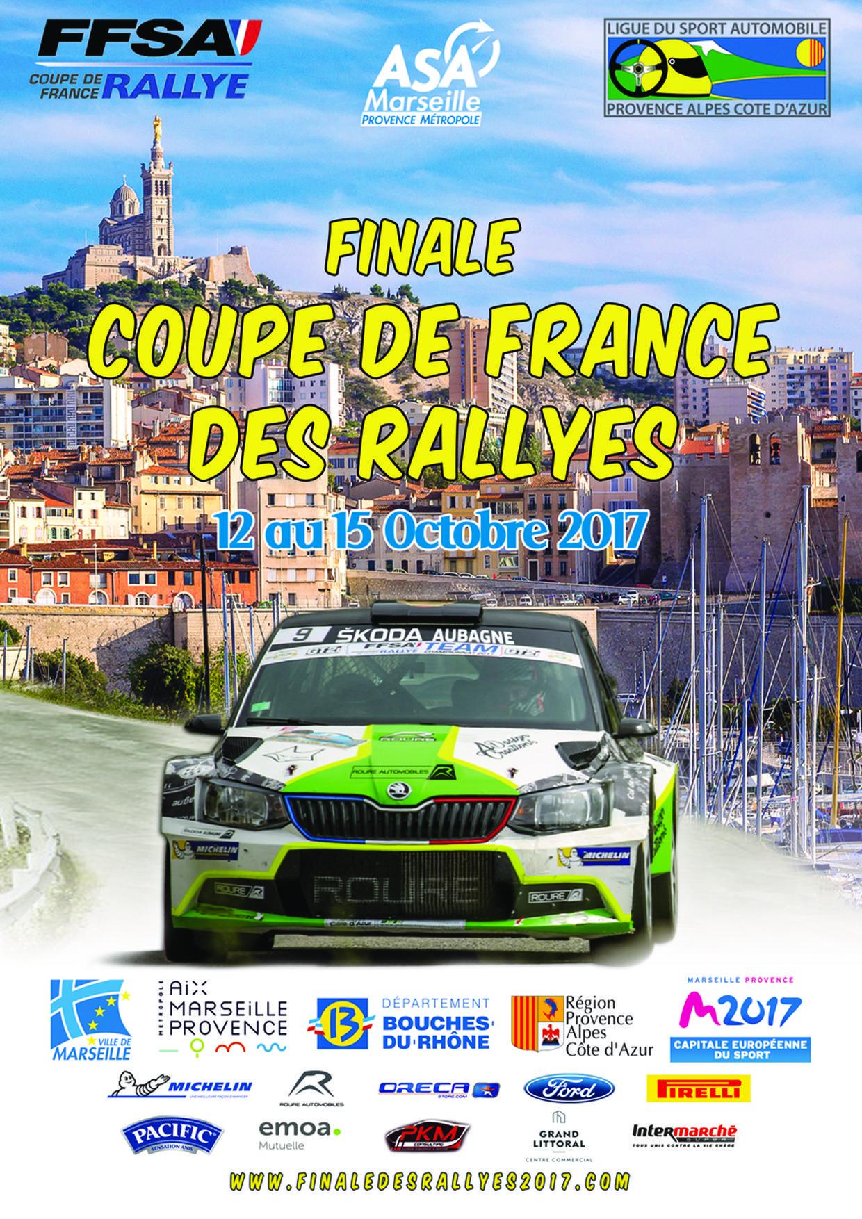 Finale des rallyes 2017 marseille - Calendrier coupe de france des rallyes 2015 ...