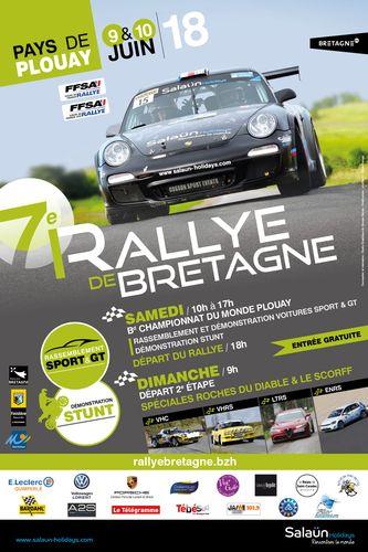 Rallye 9 juin 2018