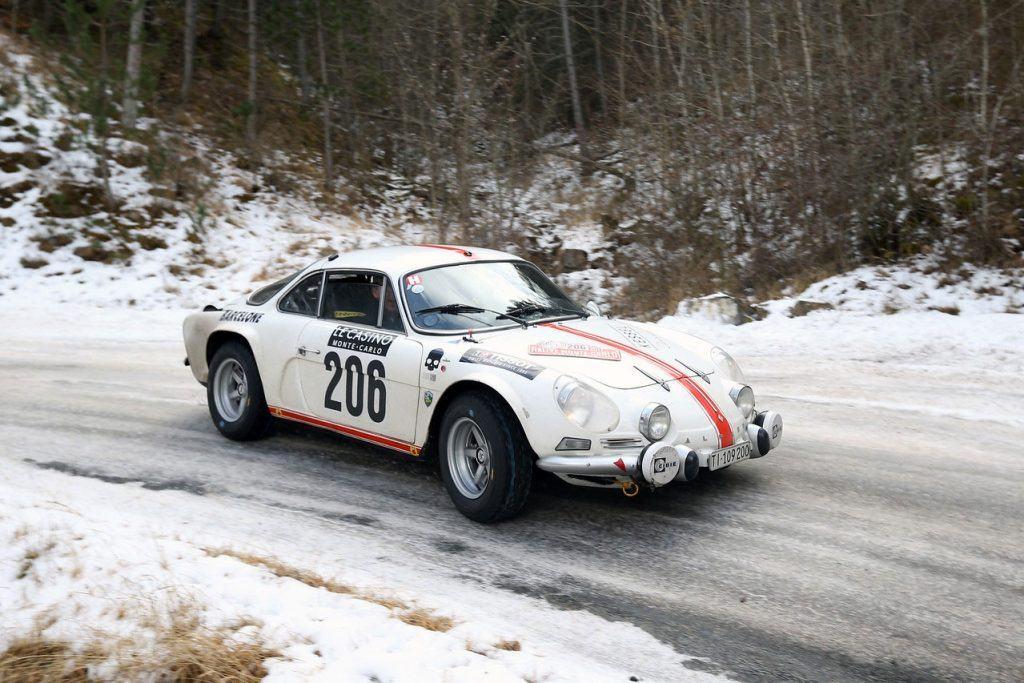 Rallye historique