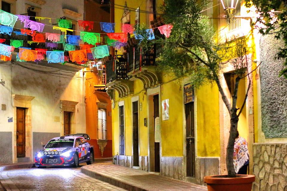 Daniel Sordo solide leader, Thierry Neuville septième — WRC Mexique